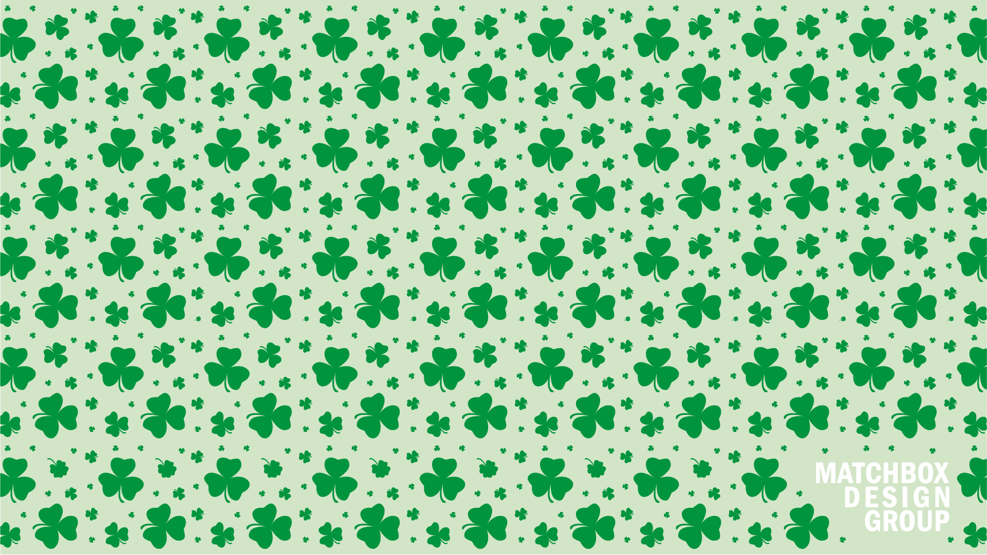 St Patricks Day Wallpaper Matchbox Design Group St Louis MO 1921x1081