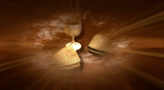 Communion Wallpaper