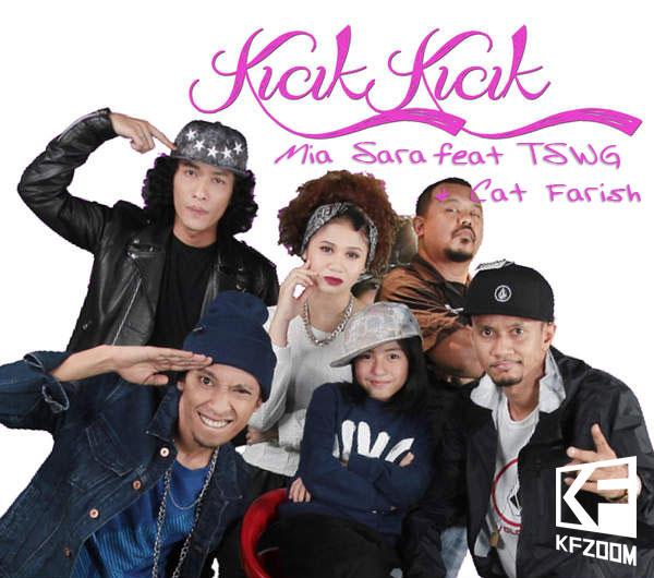 Kicik Kicik   Mia Sara feat TSWG Cat Farish KFZoom 600x530