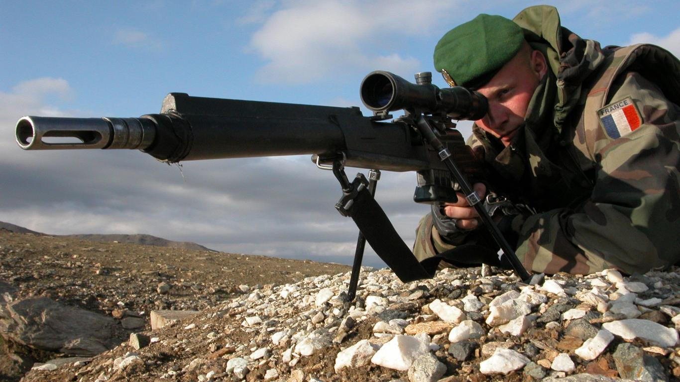 Us Army Sniper Wallpaper 8901 Hd Wallpapers in War n Army   Imagesci 1366x768