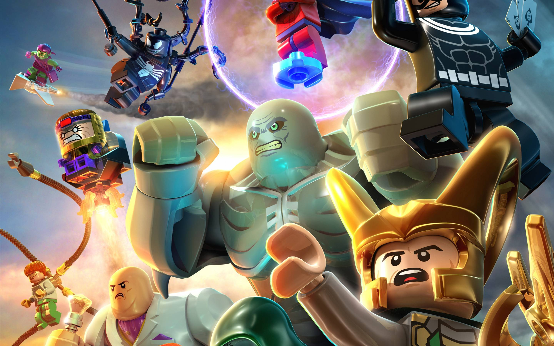 download Marvel Comics images Lego Marvel Wallpaper HD 2880x1800
