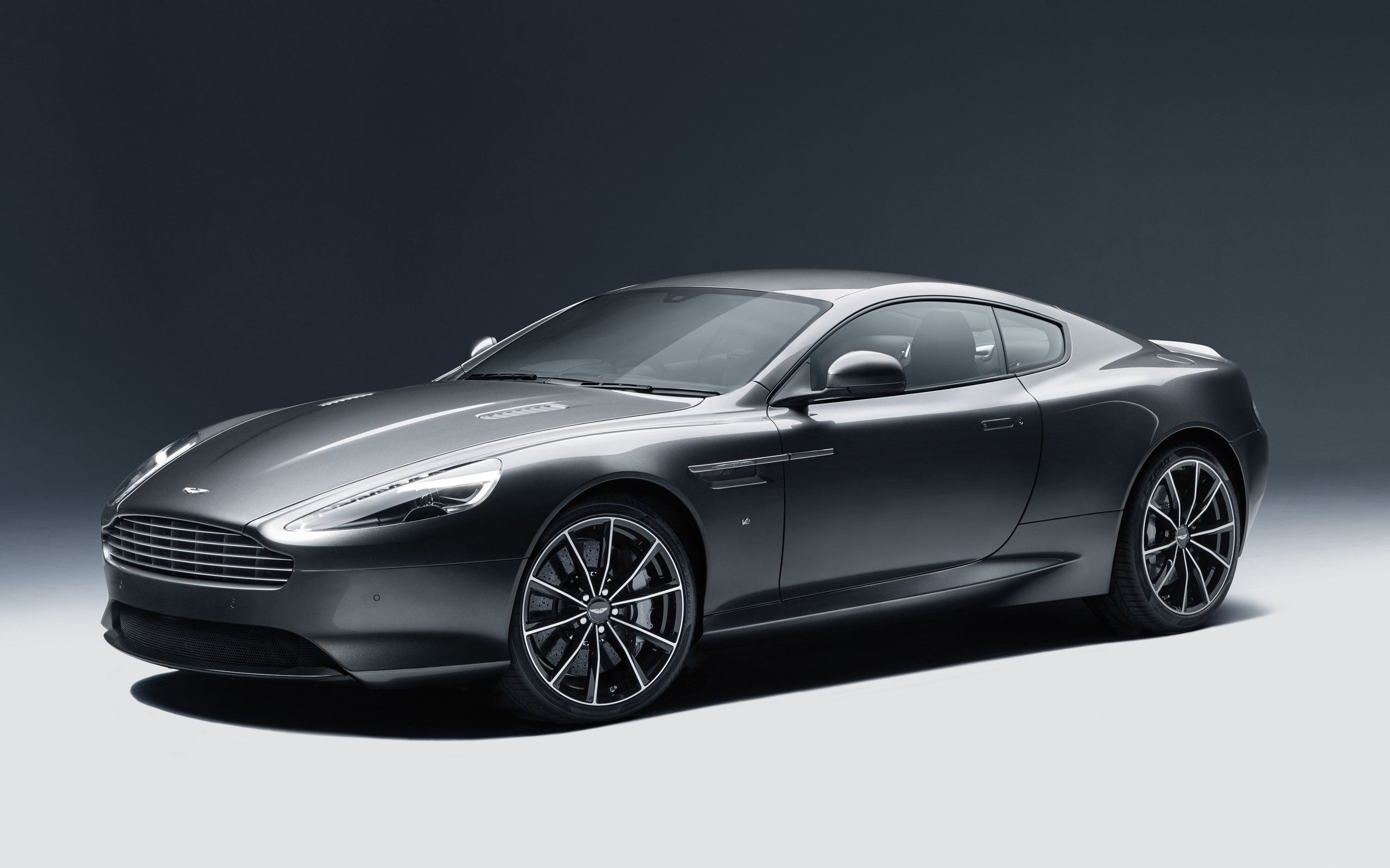 Aston Martin DB9 GT 4K Ultra HD wallpaper 4k WallpaperNet 2561x1600