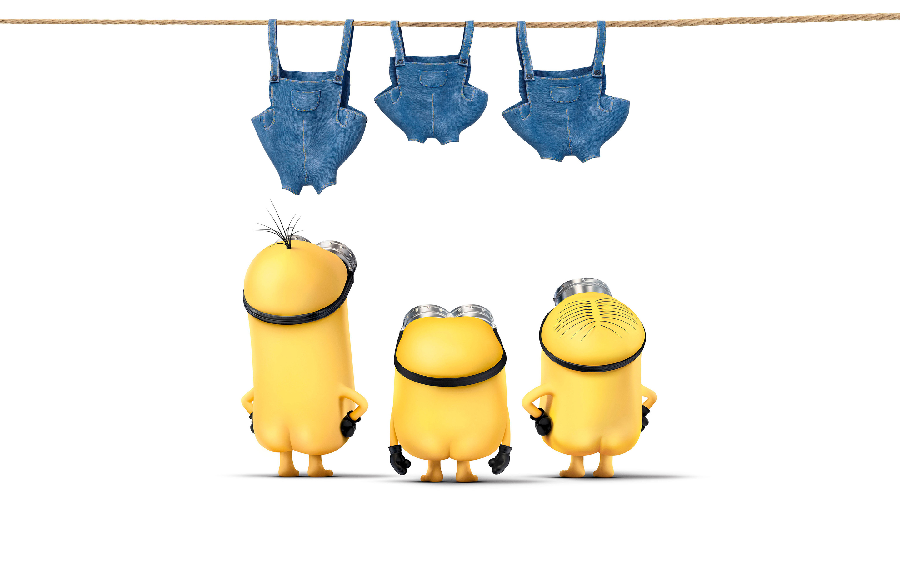 Top Minions Movie Desktop Wallpapers iPhone Backgrounds 2880x1800