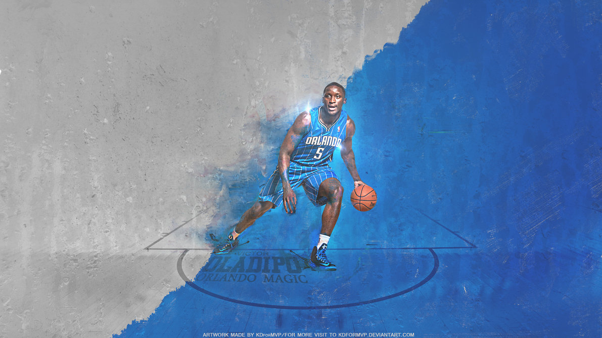 Victor Oladipo by KDforMVP 1191x670