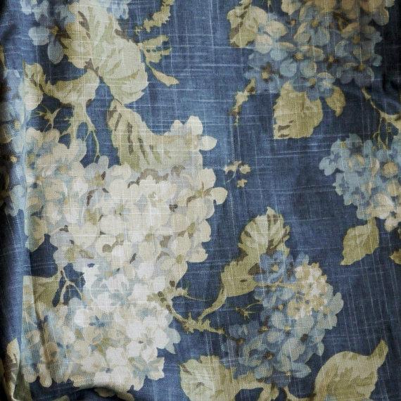 Waverly Blue And White Wallpaper Wallpapersafari