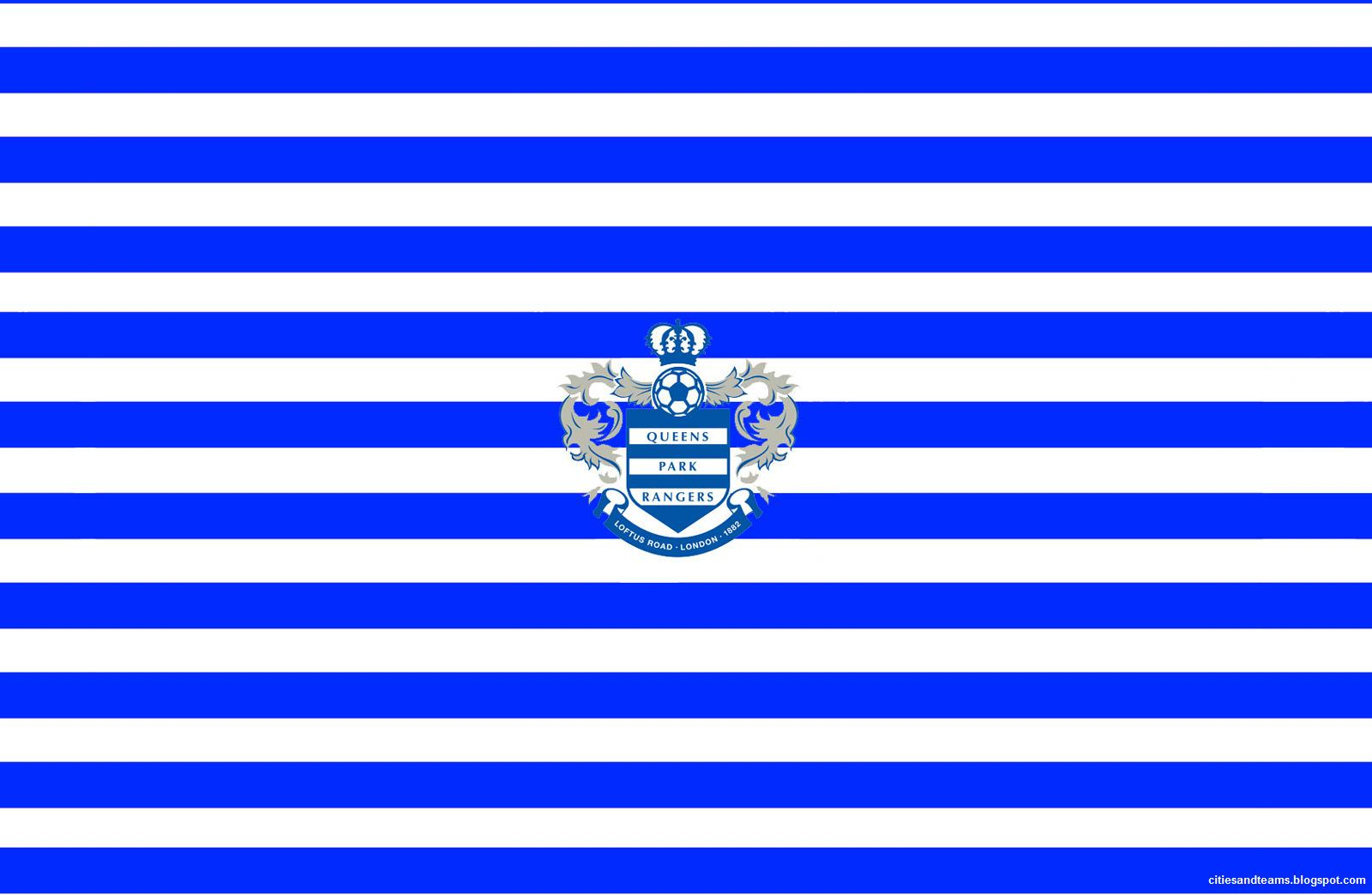 Queens Park Rangers FC Qpr English Team Premier League England Hd 1600x1044