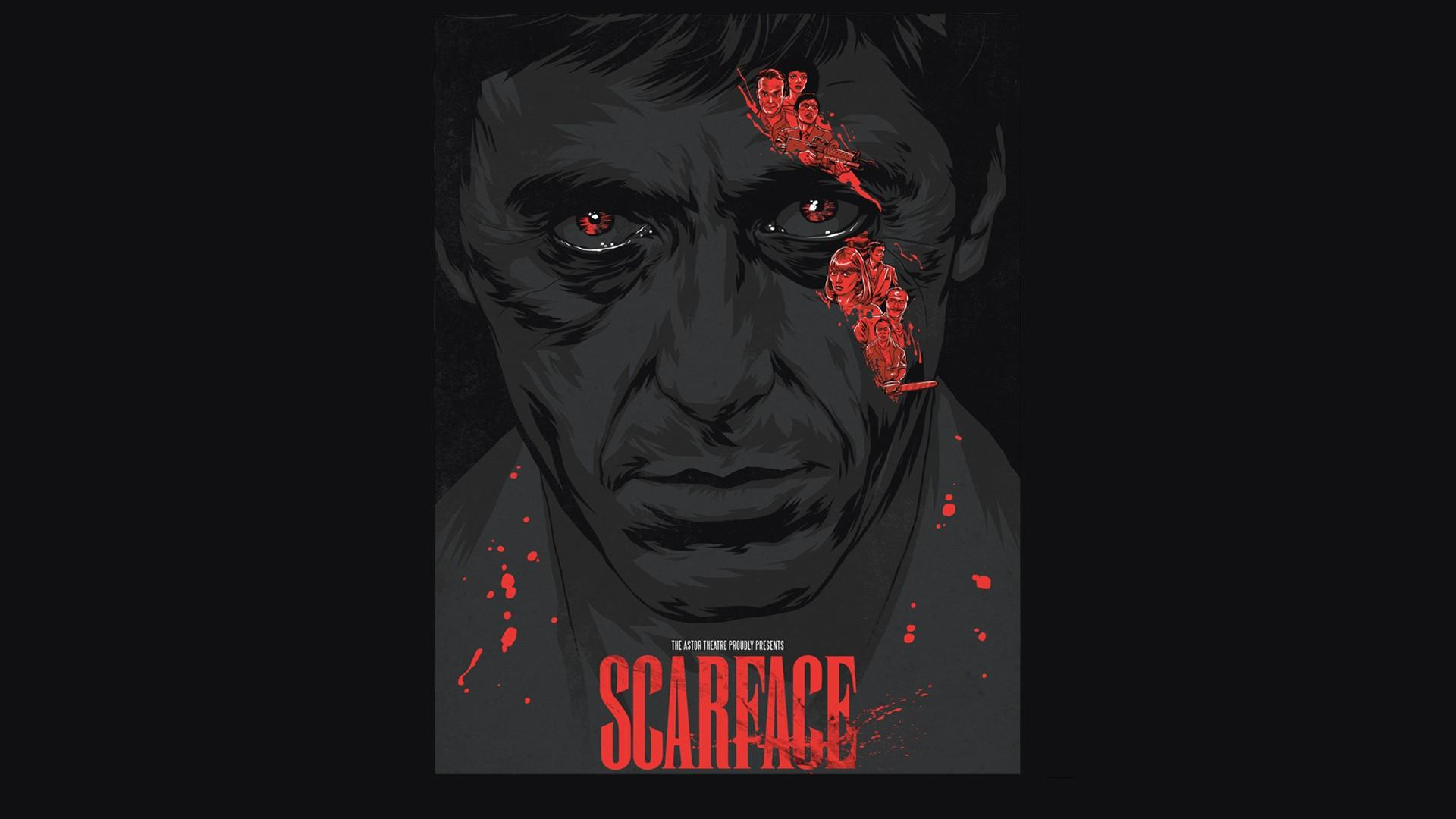 Scarface Wallpapers HD Download 1920x1080