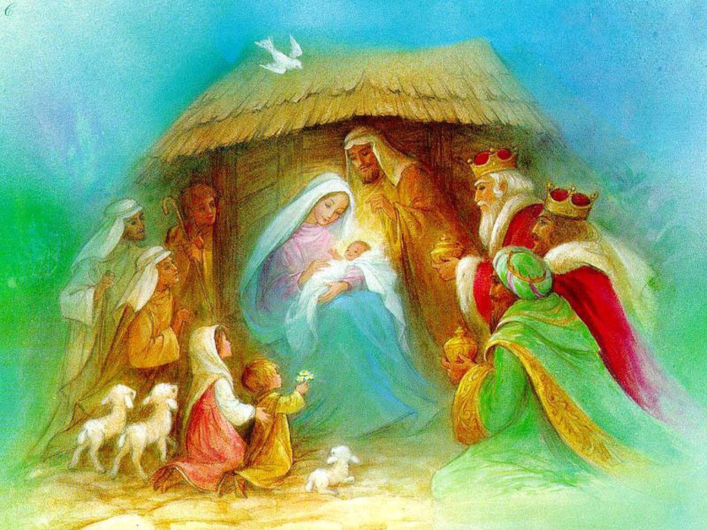 Nativity Pictures 1024x768