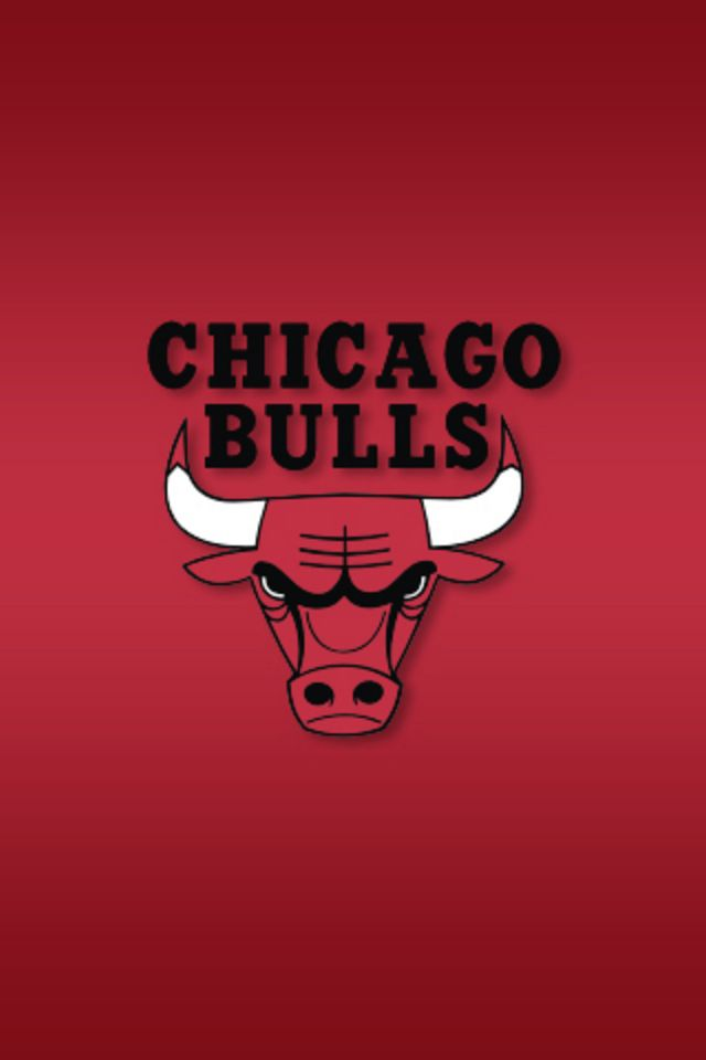 Chicago Bulls iPhone Wallpaper HD 640x960