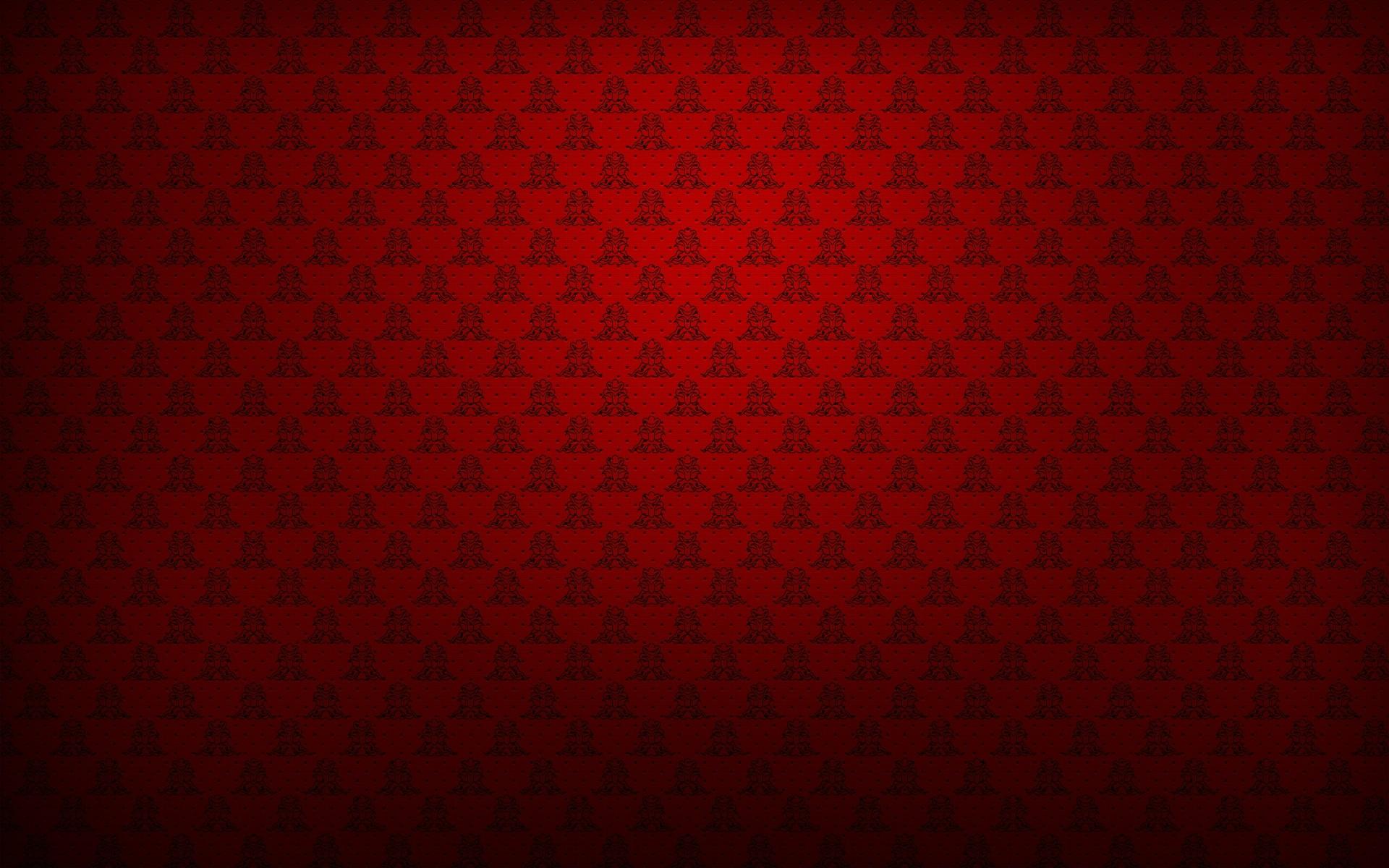 Free Download Red Patterns Wallpaper 1920x1200 Red Patterns