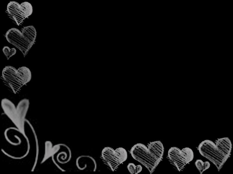 Black love background desktop wallpaper Wallpaper Art Models 800x600