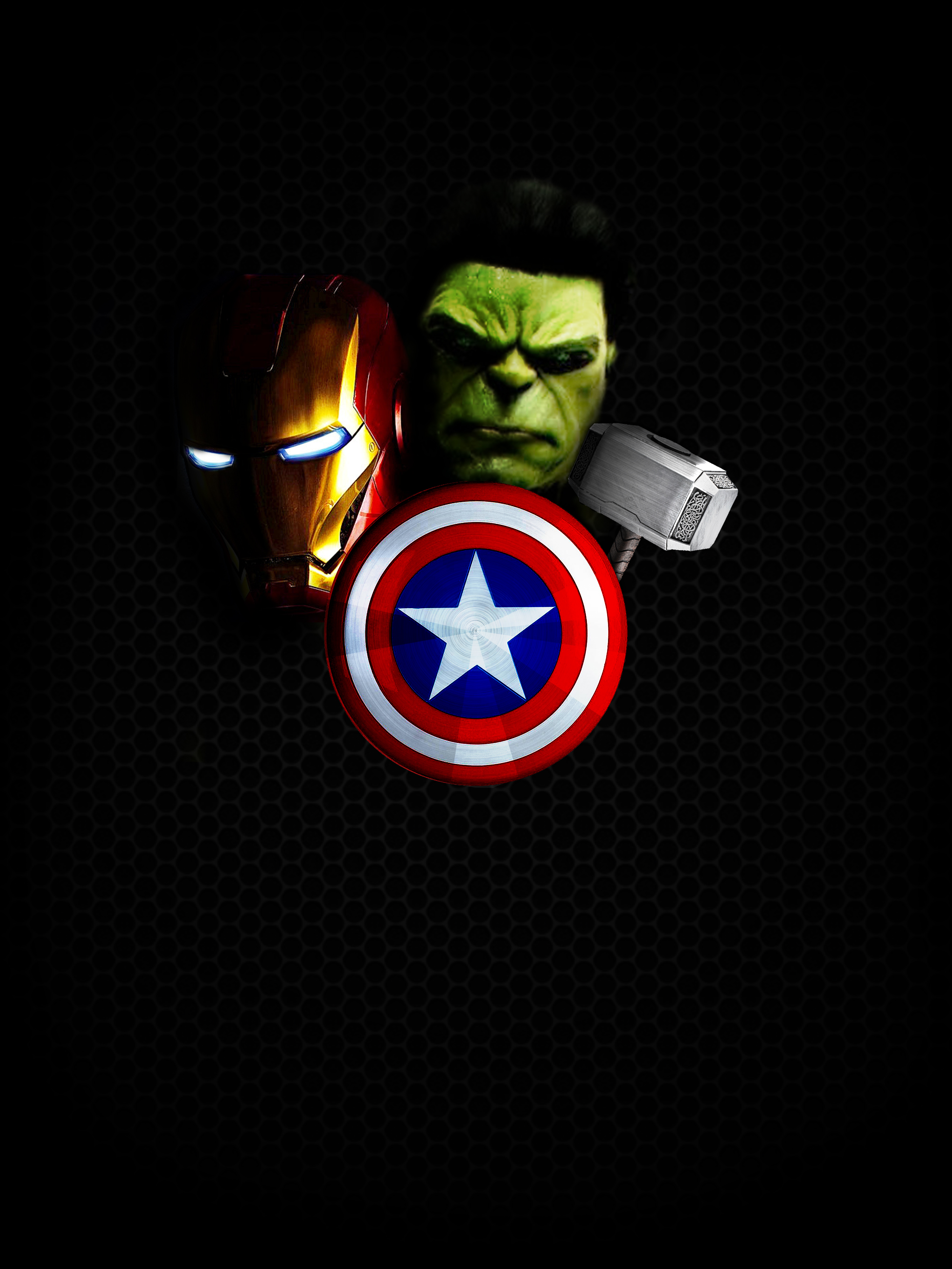 download wallpaper science fiction avengers hd ipad iphone 3072x4096