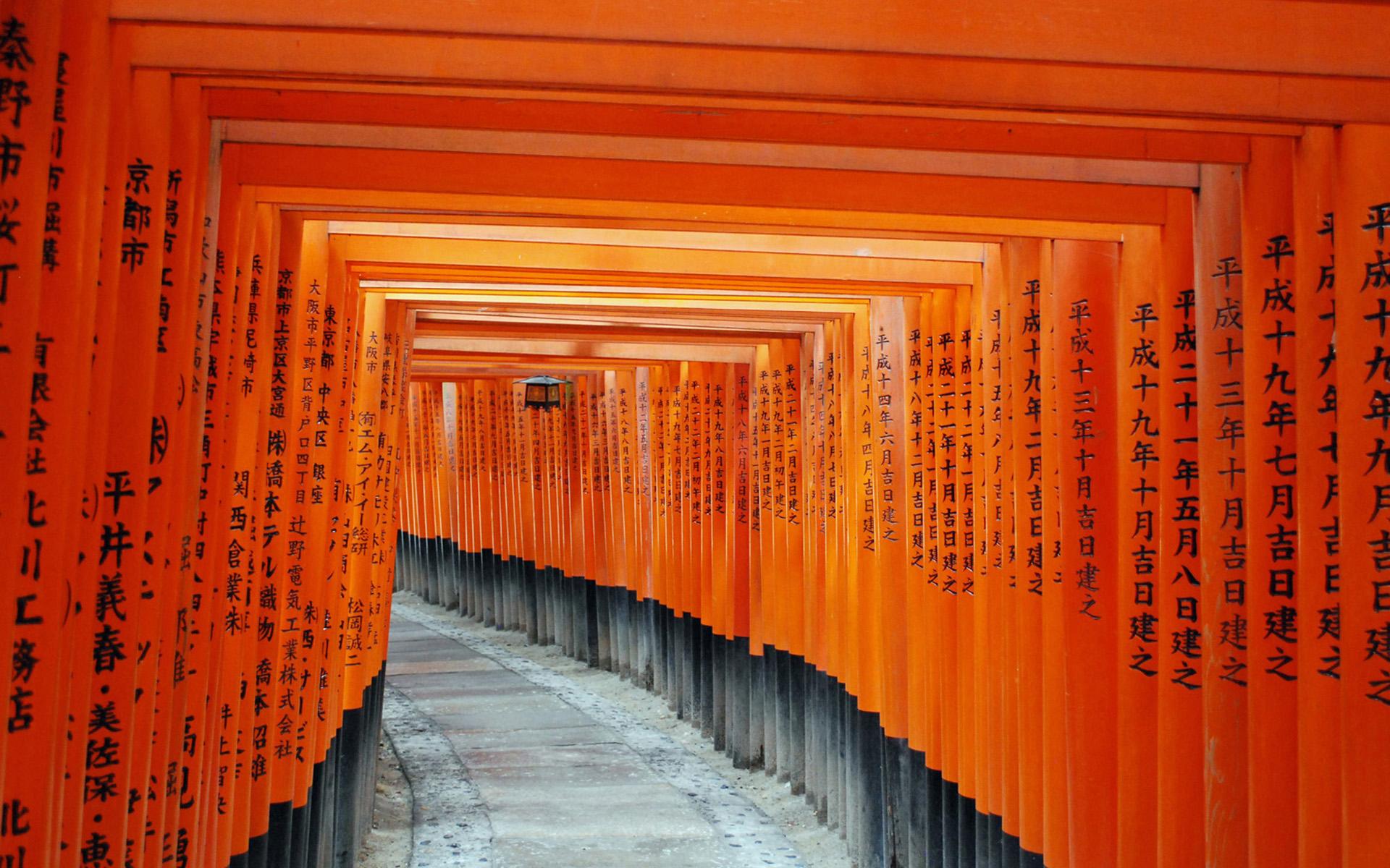 Tokyo Fushimi Inari Taisha Wallpapers Download and Images 001ALL 1920x1200
