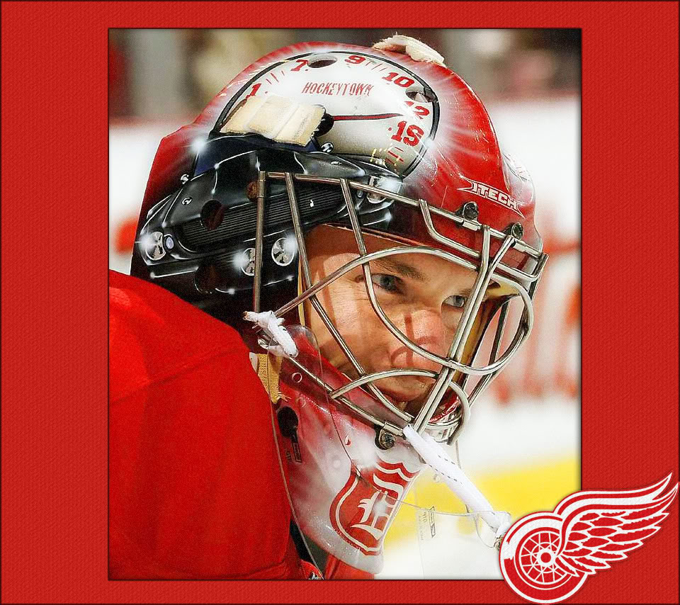 Detroit Red Wings Droid Wallpapers   Page 2   Android Forums at 960x854