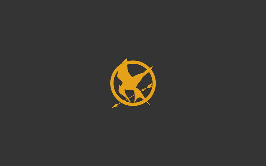 Mockingjay Hunger Games Wallpaper by katalan91 900x563