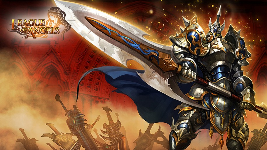League Of Angels Loa Wallpapers Destop Backgrounds Widewallpapers Hd 915x515