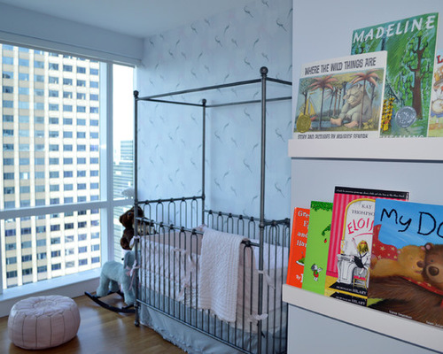 Free Download Nyc Nursery Featuring Customized Walls Custom