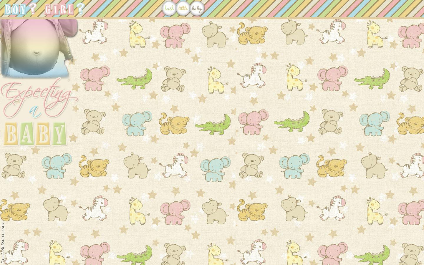 Expecting Baby   Unisex Formspring Backgrounds Expecting Baby 1440x900