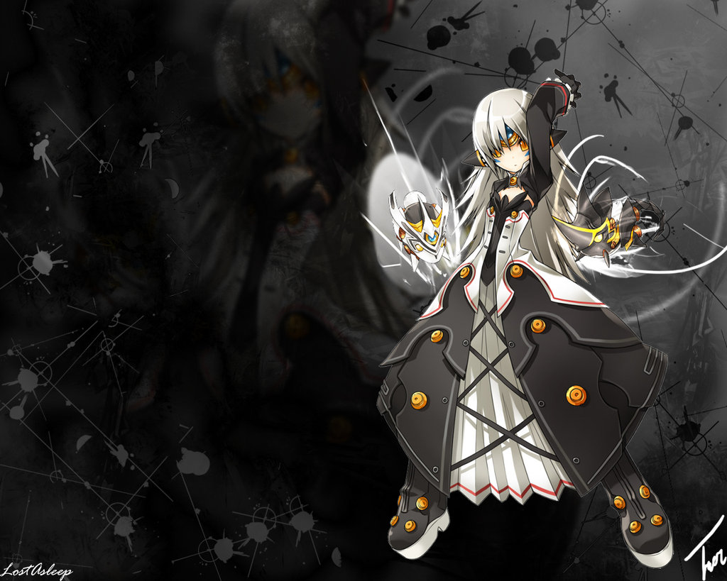Elsword images Eve Wallpaper 01 HD wallpaper and 1024x819