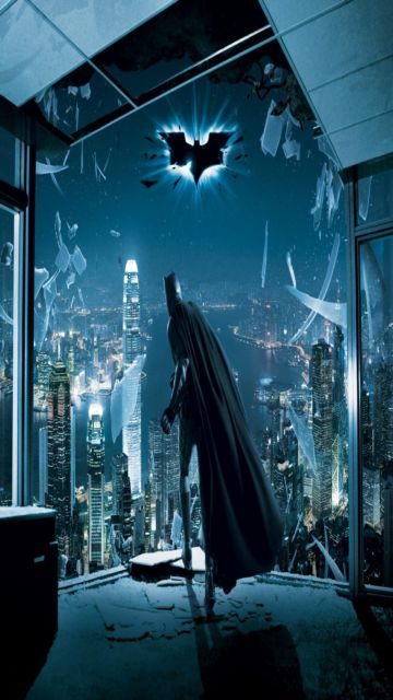 Batman Dark Knight Samsung Mobile Wallpapers 360x640 Cell Phone Hd 360x640