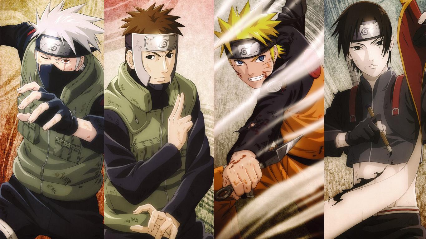 Naruto Shippuden Wallpaper Anime Naruto Shippuden Wallpaper Anime 1366x768
