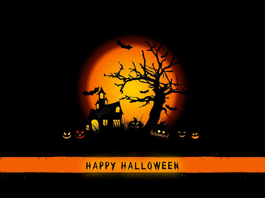 Adorable Designs Halloween Wallpaper 1024x768
