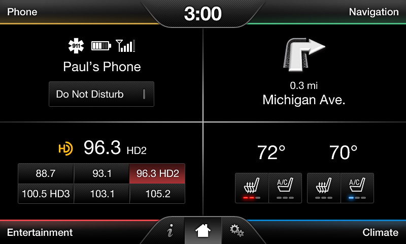Ford Sync MyFord Touch are better not perfect 800x480
