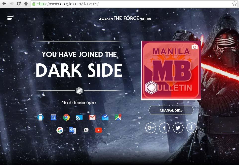 Star Wars Google3 962x664