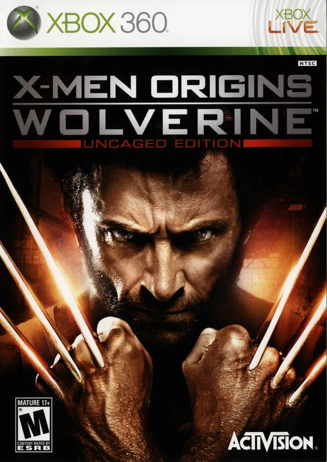 Download image X Men Origins Wolverine Game Xbox PC Android iPhone 640x903