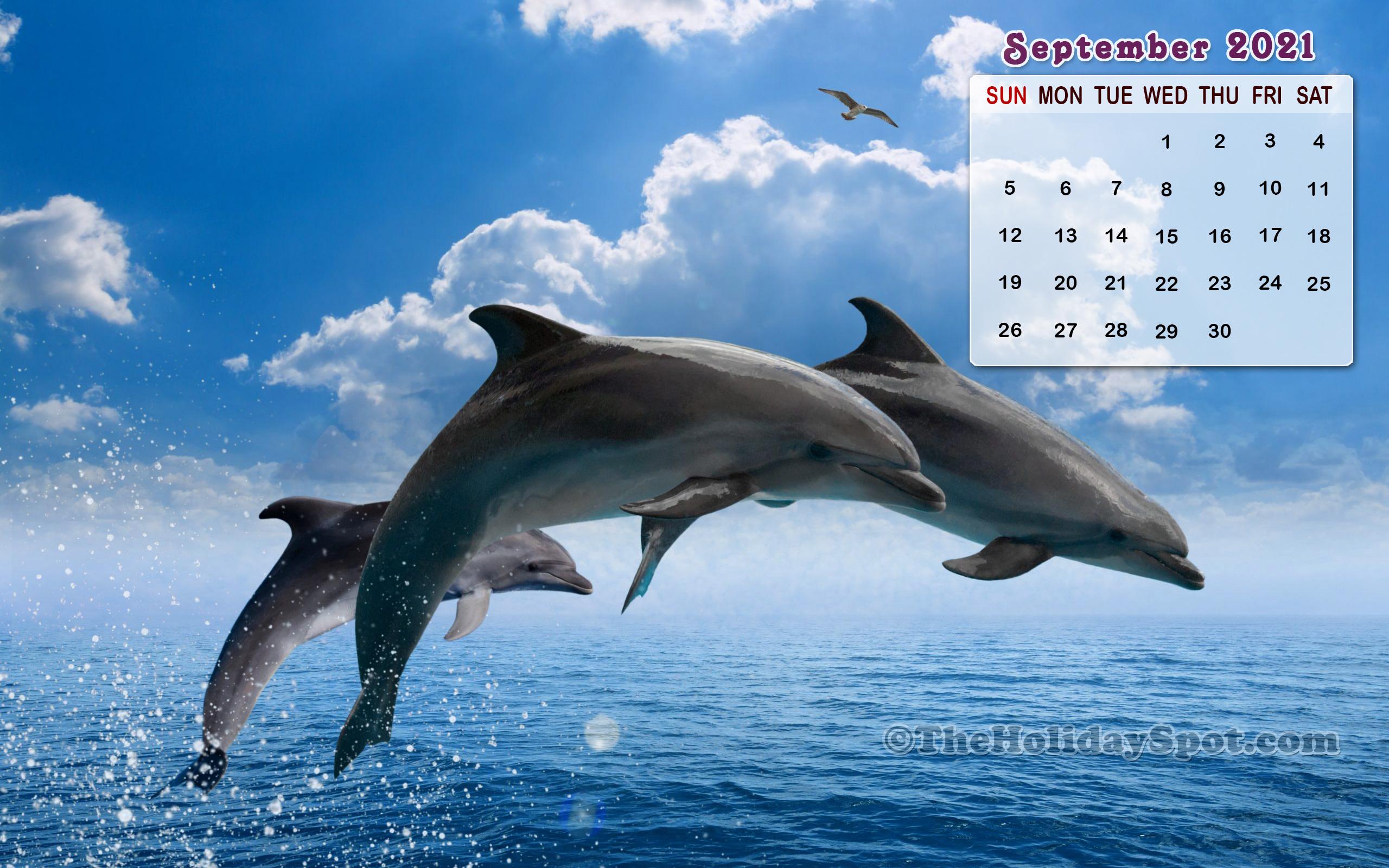 September 2021 Calendar Wallpaper   Wallpapers from TheHolidaySpot 2560x1600