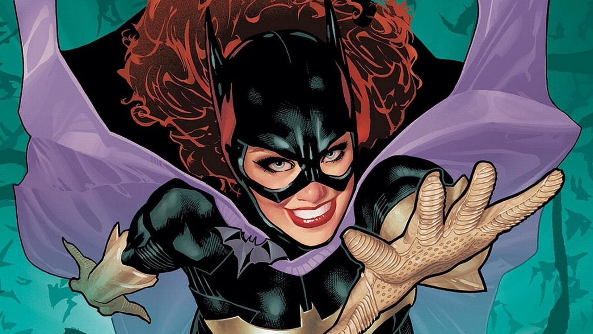 Dc comics batgirl wallpaper 27481 1920x1080