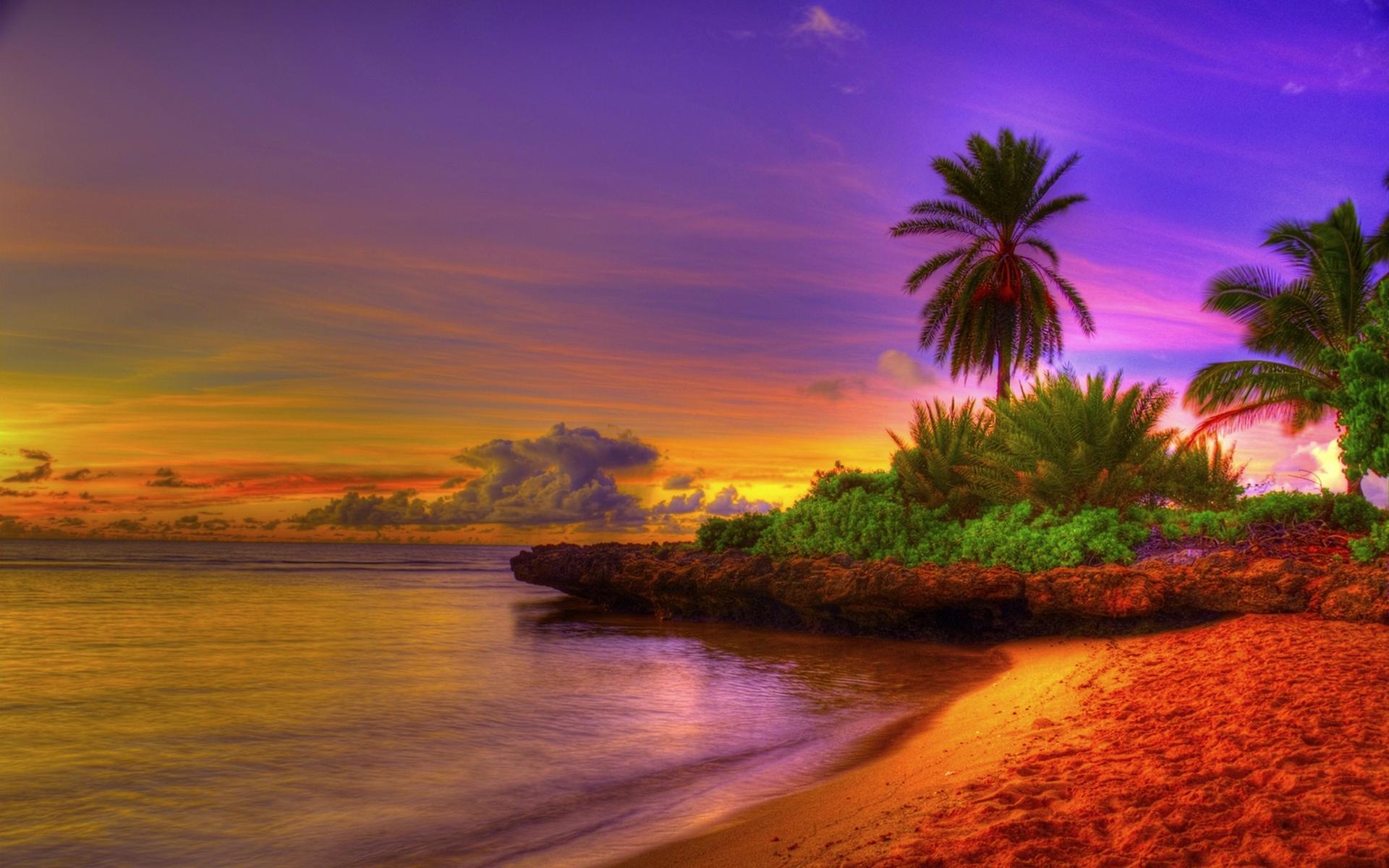 tropical beach image beautiful tropical beach sunset tropical beach 1920x1200