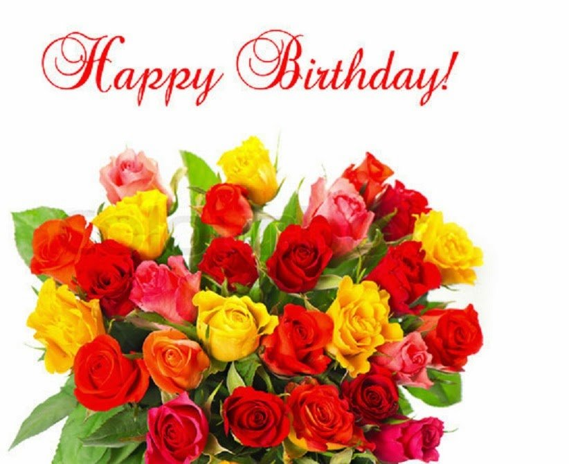 Happy Birthday Flower Images Hd Free Flowers Healthy