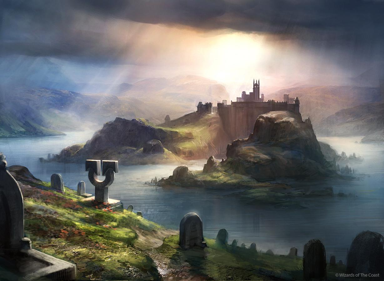magic the gathering land art wwwpixsharkcom images