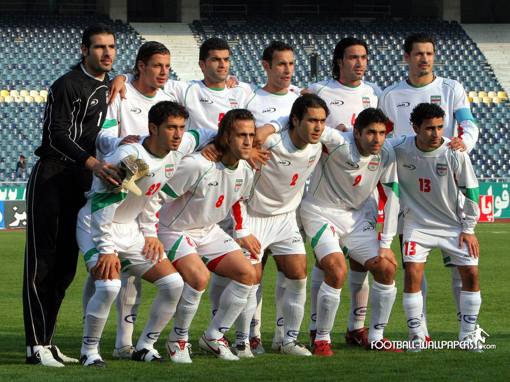 Iran National Team Wallpaper 1 Football Wallpapers and 1024x768