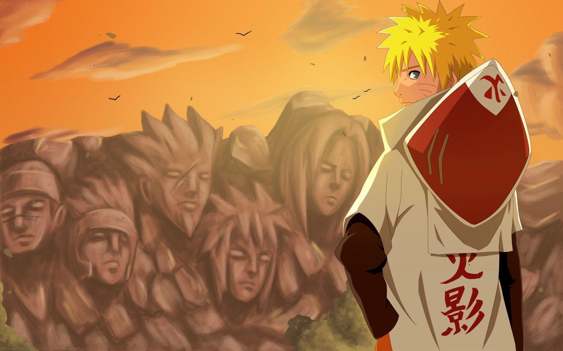 66 Hokage Naruto Wallpapers on WallpaperPlay 1920x1200