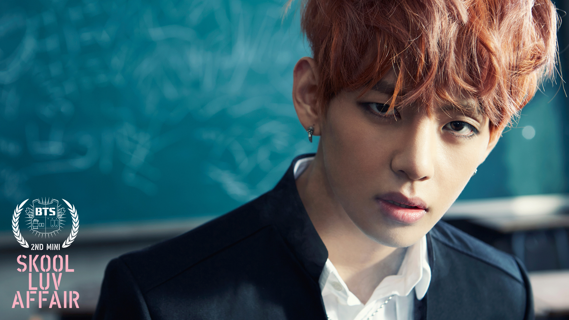 BTS V Wallpaper 1920x1080