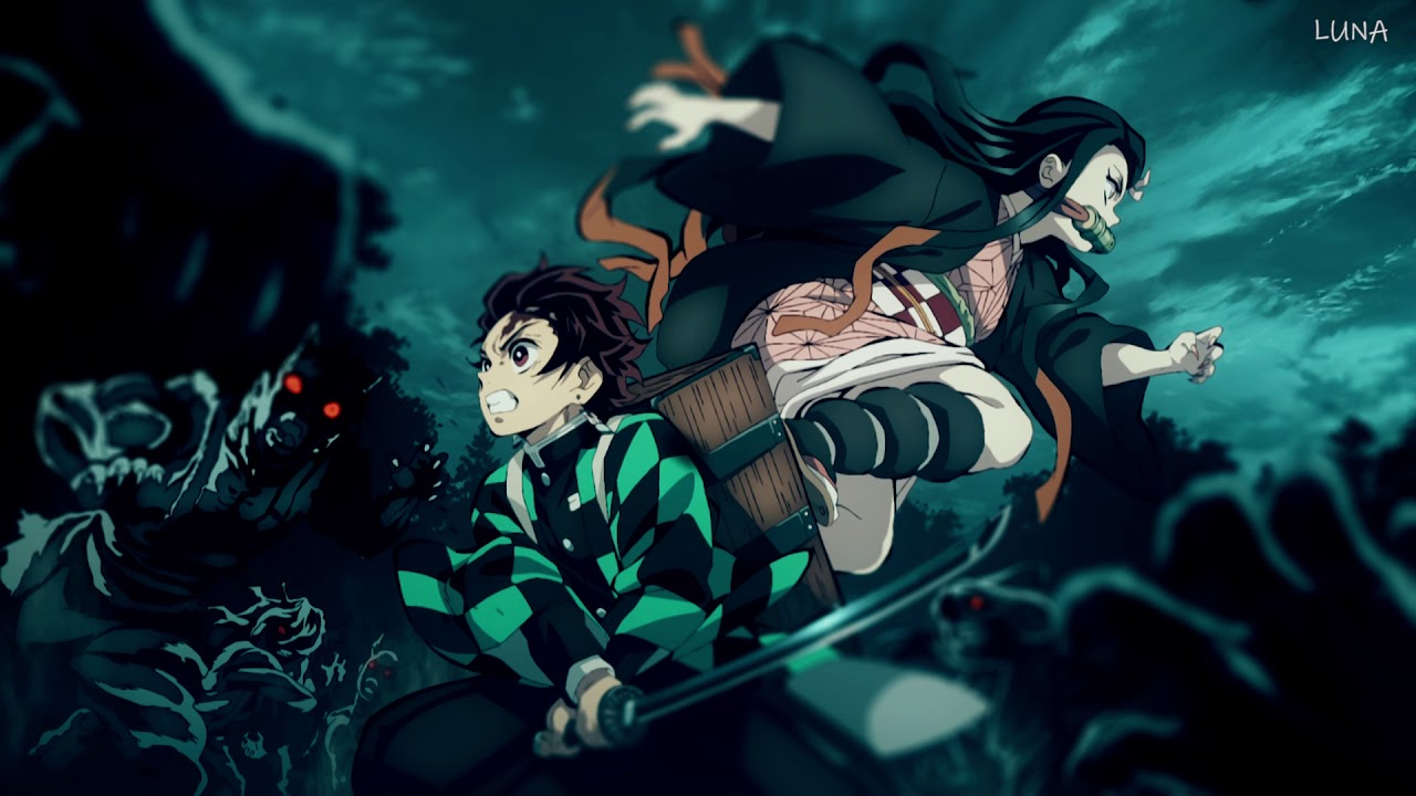 Demon Slayer Kimetsu no Yaiba OP Full OP Full 1280x720