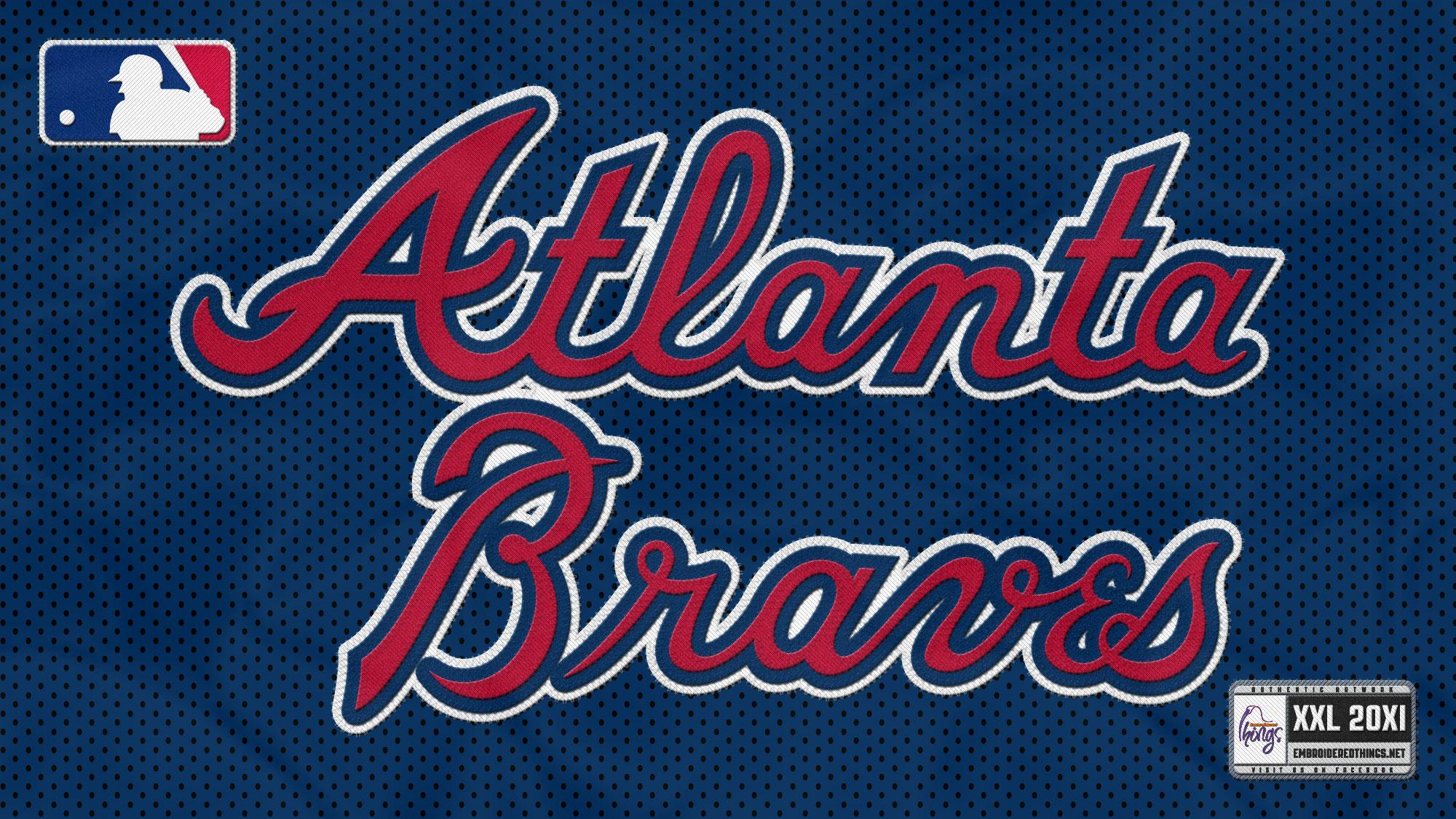 45 Atlanta Braves Pictures Wallpapers On Wallpapersafari