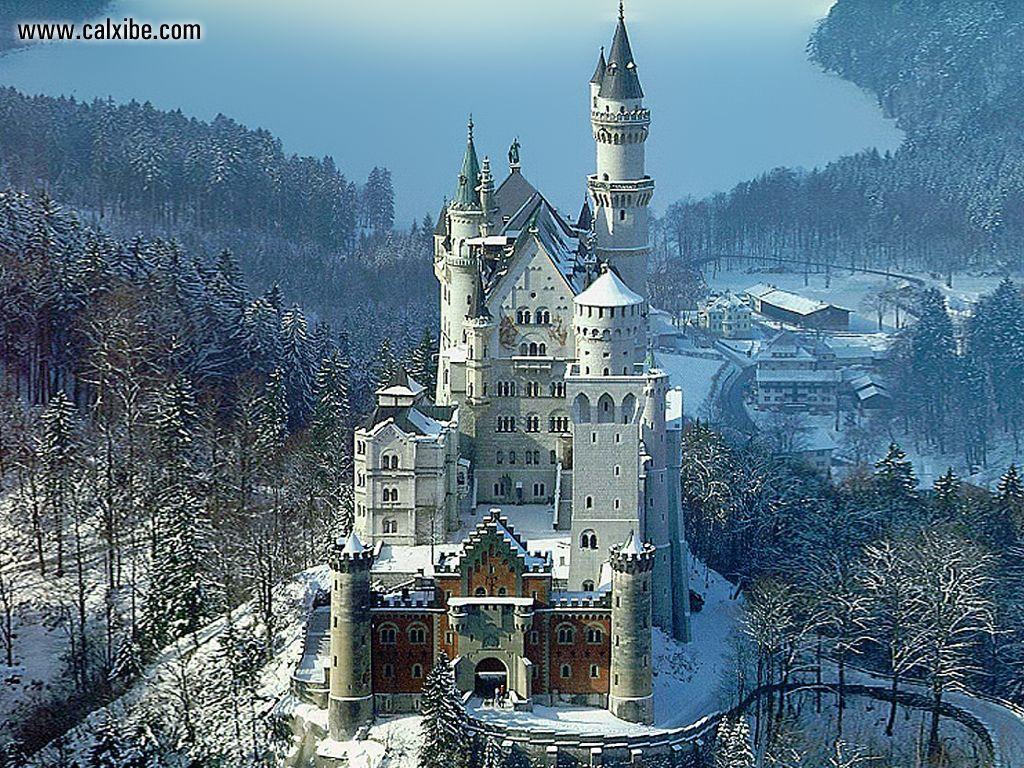 Gallery for german castle wallpaper 1024x768