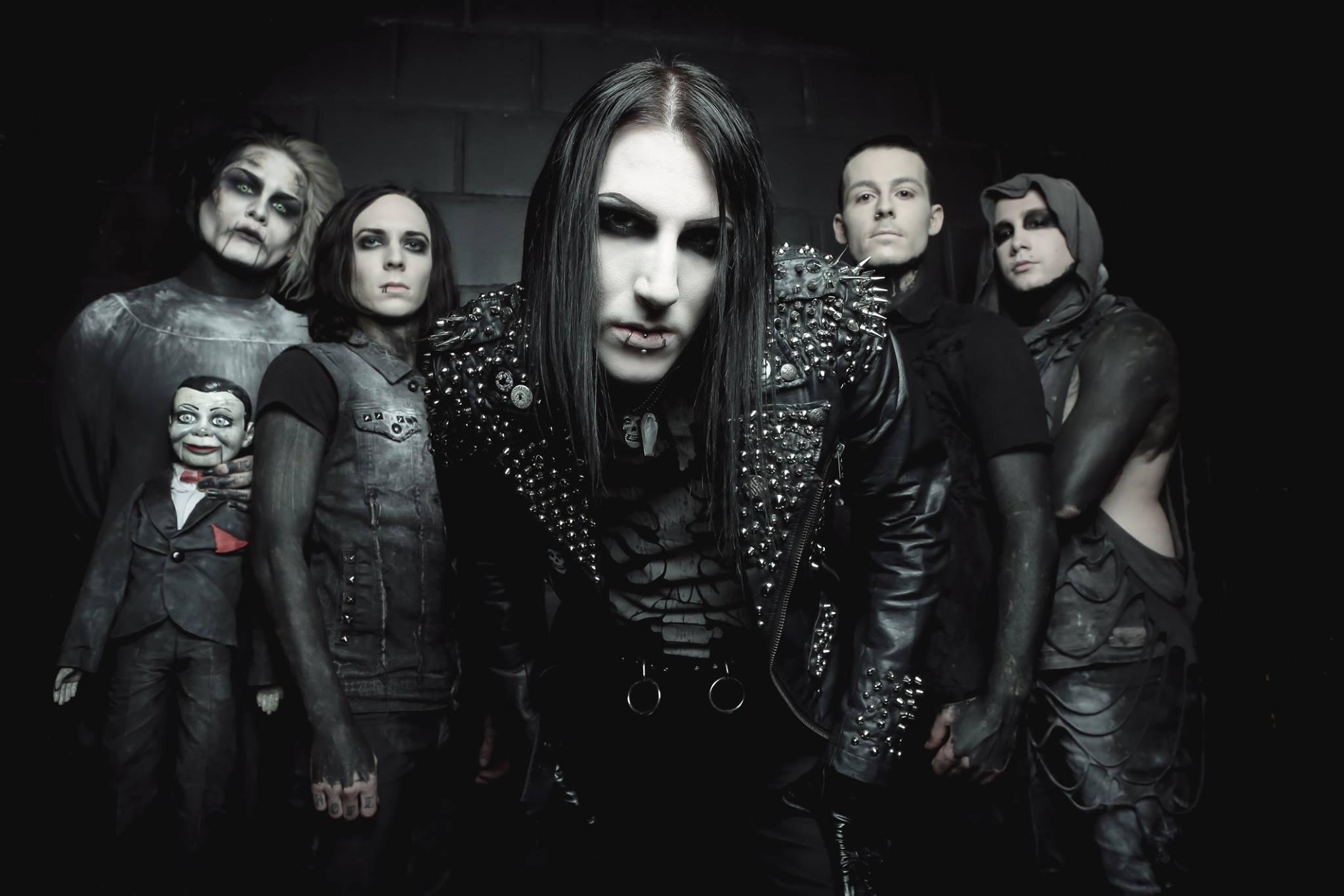 MOTIONLESS In WHITE metalcore heavy metal hard rock 1miw industrial 2048x1365
