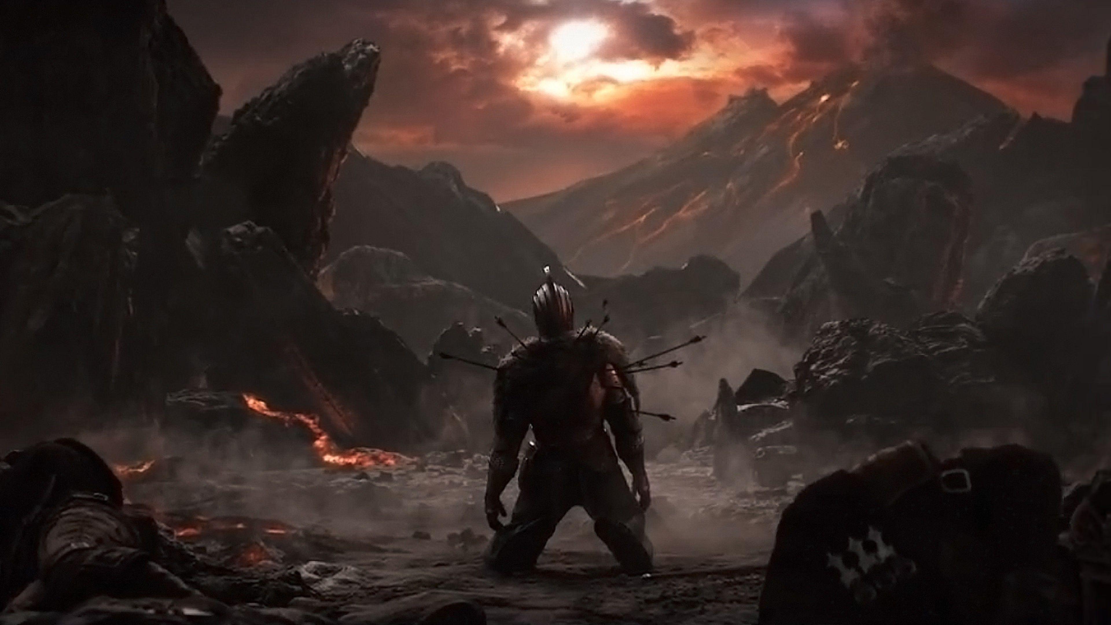 E3 Announcement Dark Souls 3 4K Wallpapers 4K Wallpaper 3840x2160
