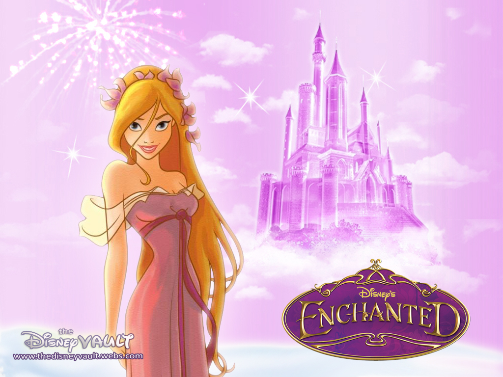 Free Download Enchanted Giselle Disney Wallpaper 9584733