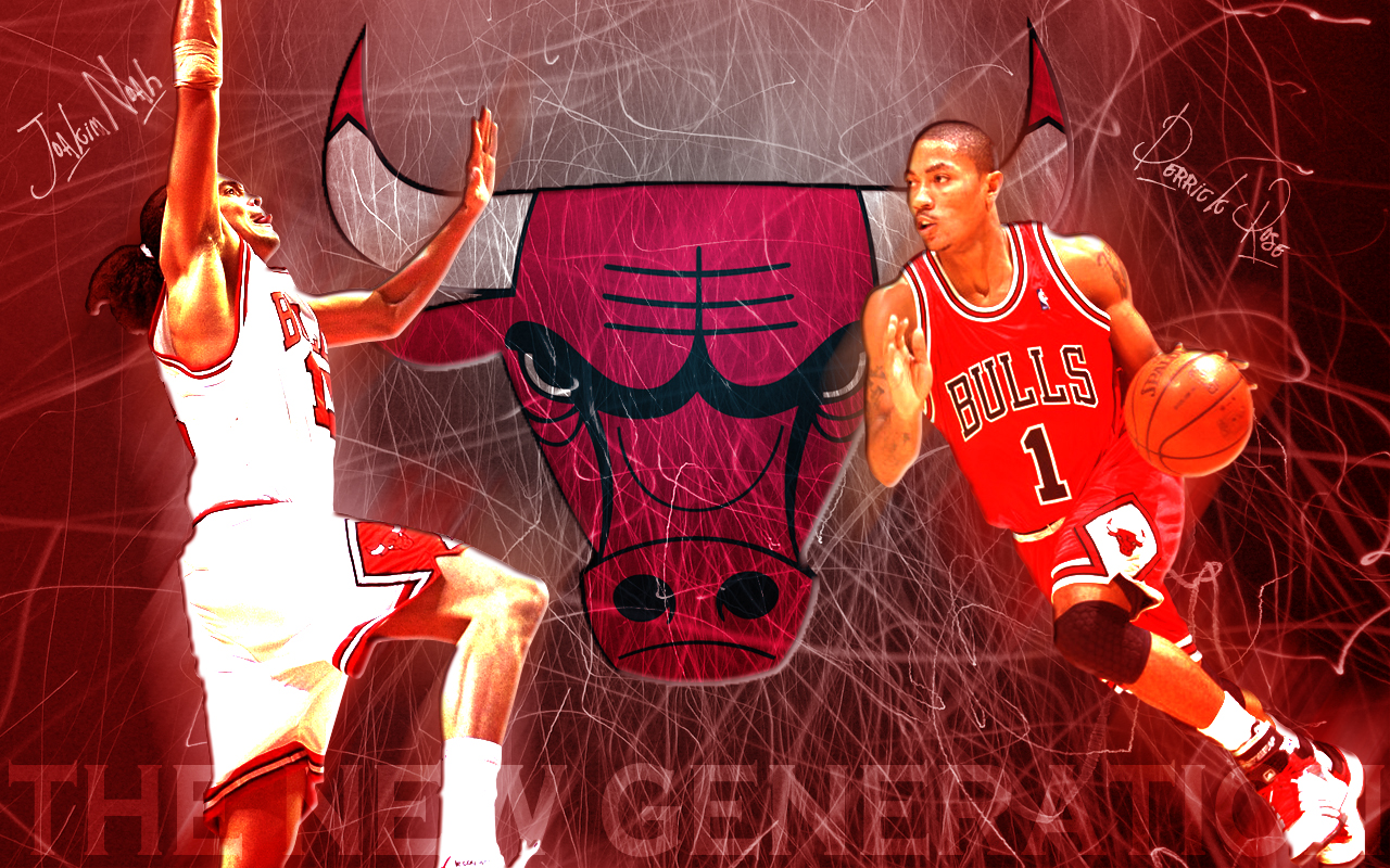 Chicago Bulls wallpaper by chicagosportsown 1280x800