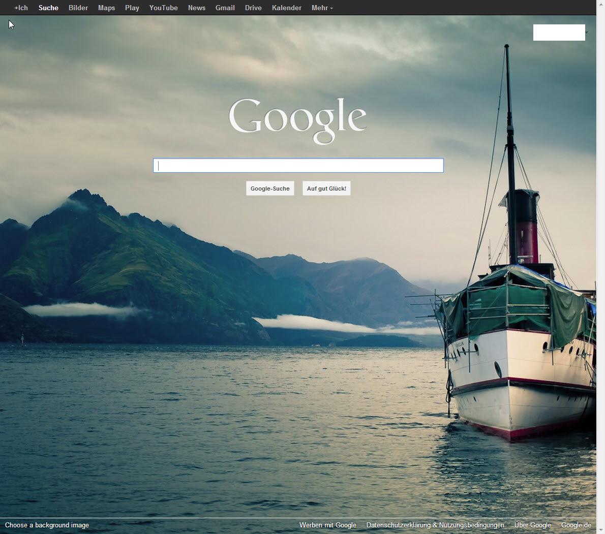 Get your Google homepage background image back   gHacks 1190x1051