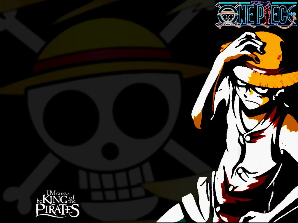 75 ] Wallpaper E Piece Luffy On WallpaperSafari