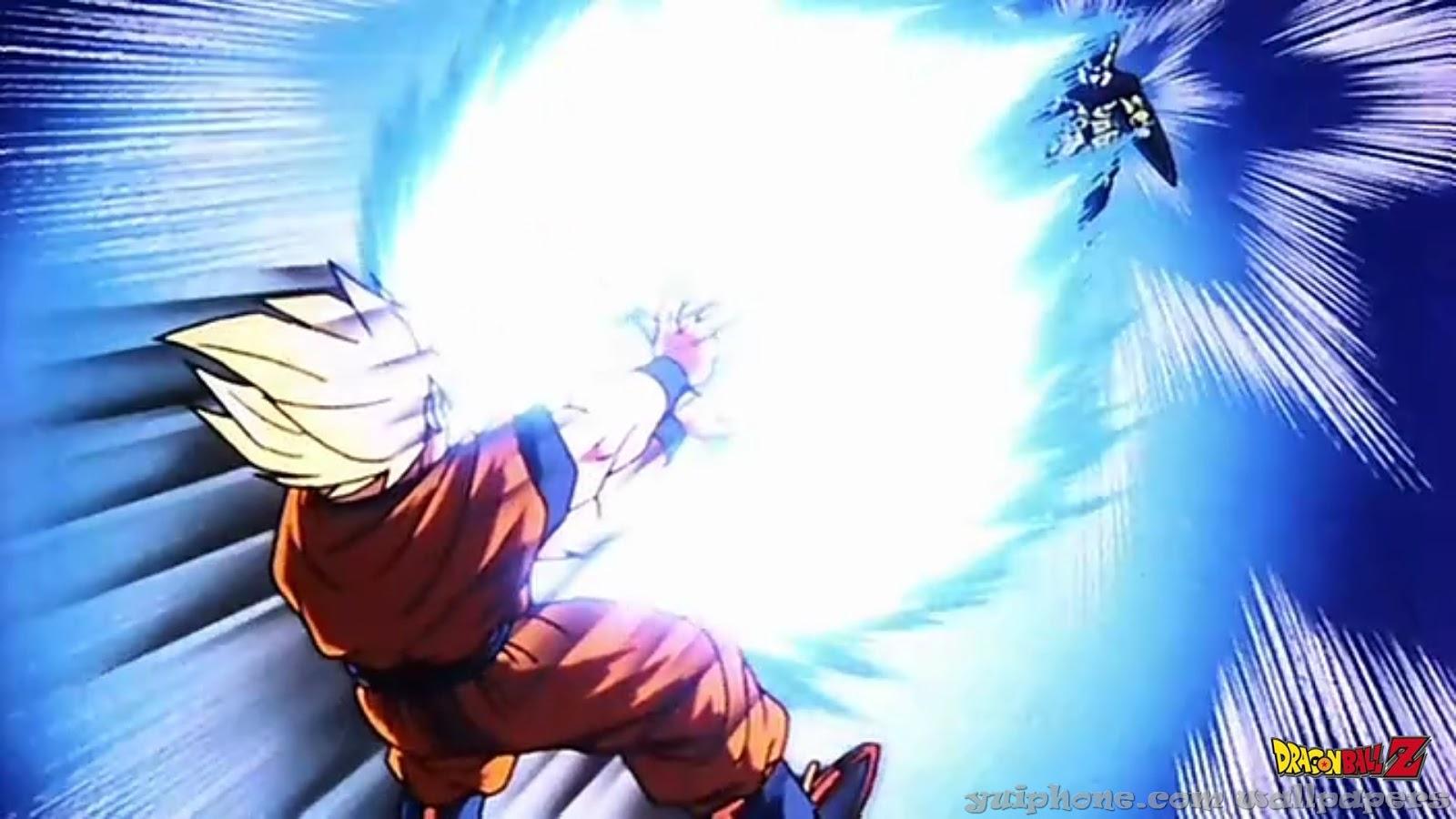 Dragon Ball Z Kai Goku Super Saiyan Vs Frieza Gallery 1600x900