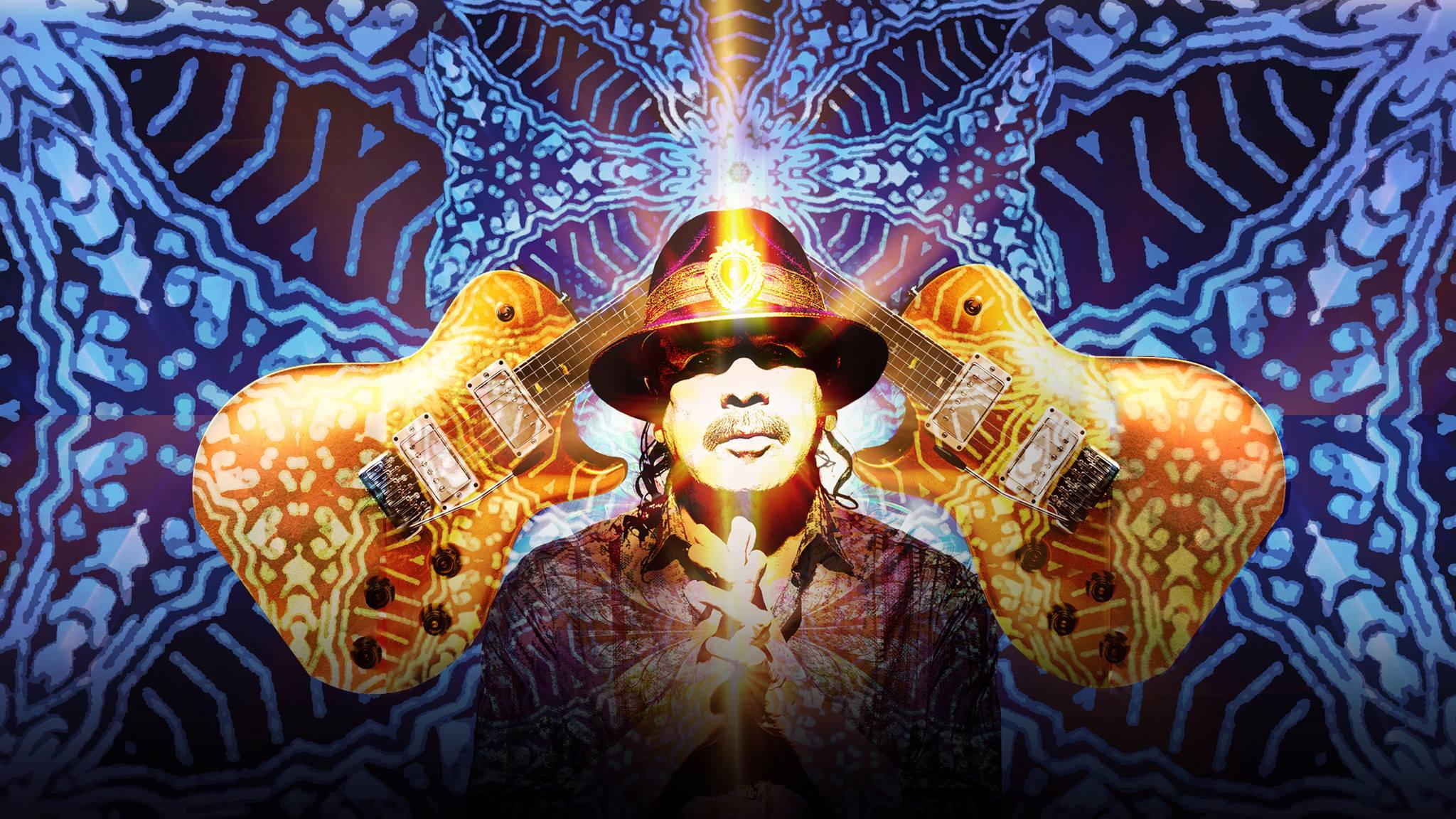Concerts Metal Calendar Carlos Santana   Tour 2018   26062018 2048x1152