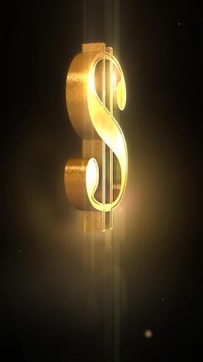 Money Sign Wallpaper Dollar sign live wallpaper app 288x512
