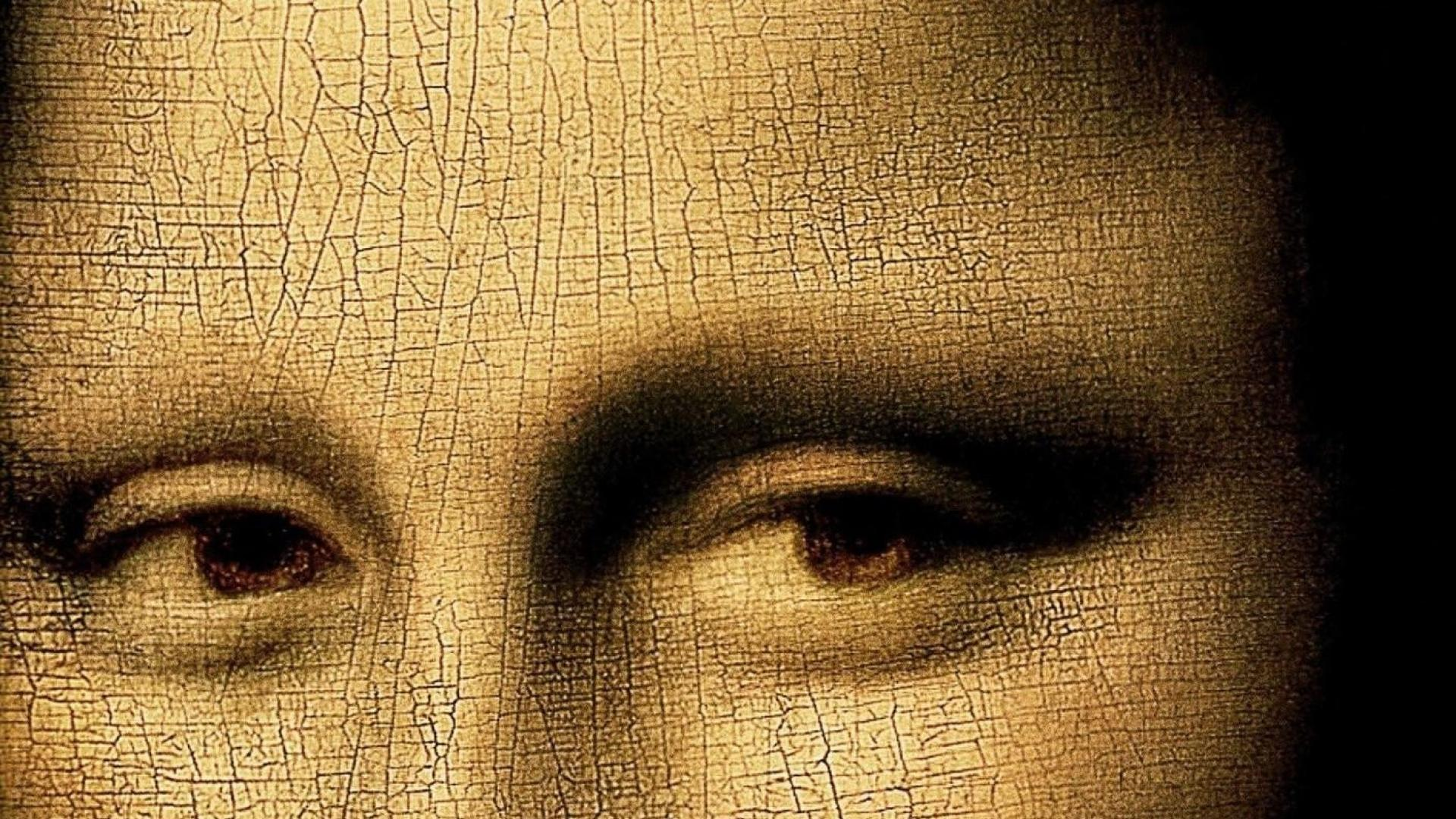 Mona lisa 2006 the da vinci code wallpaper 66123 1920x1080